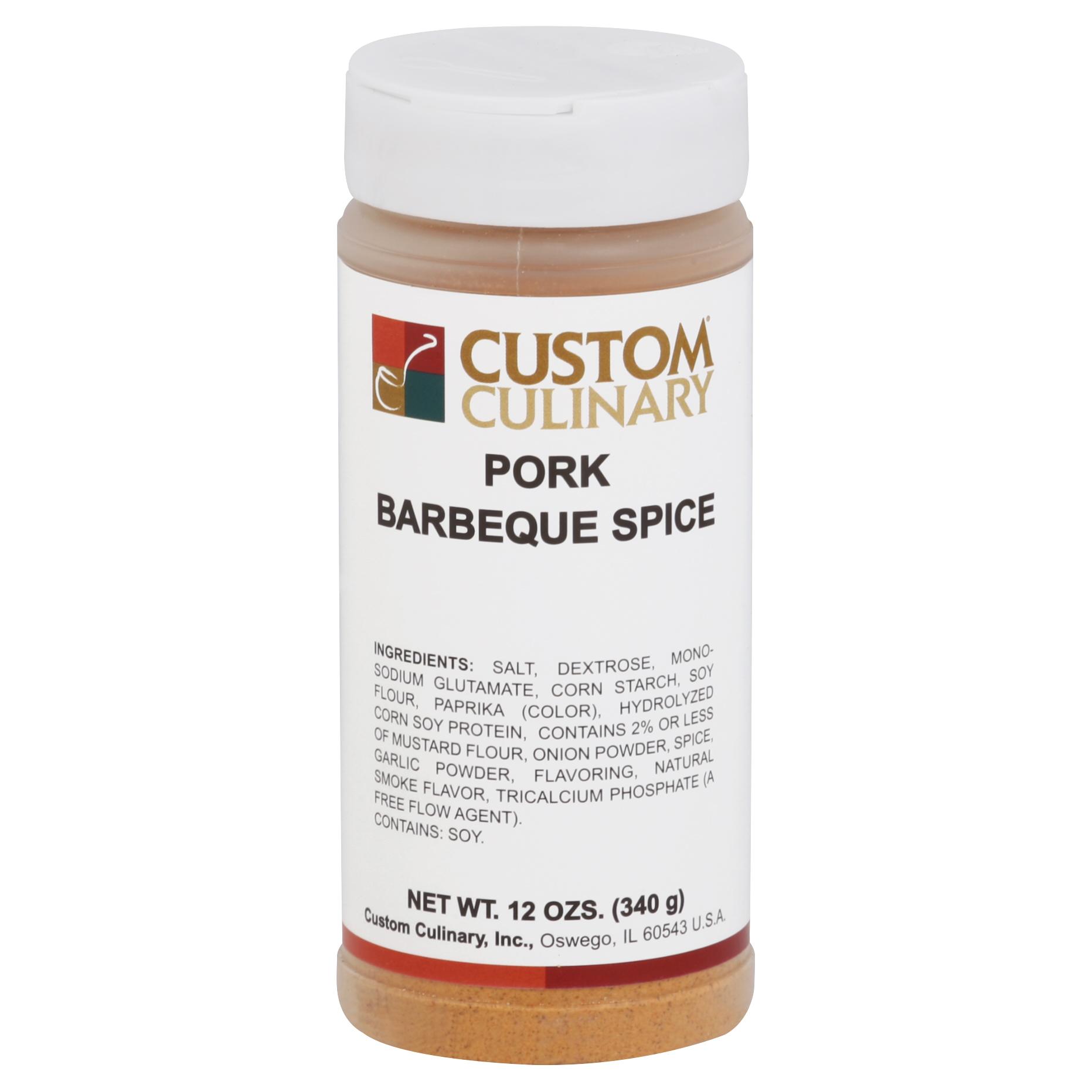 0763 - Pork Barbeque Spice