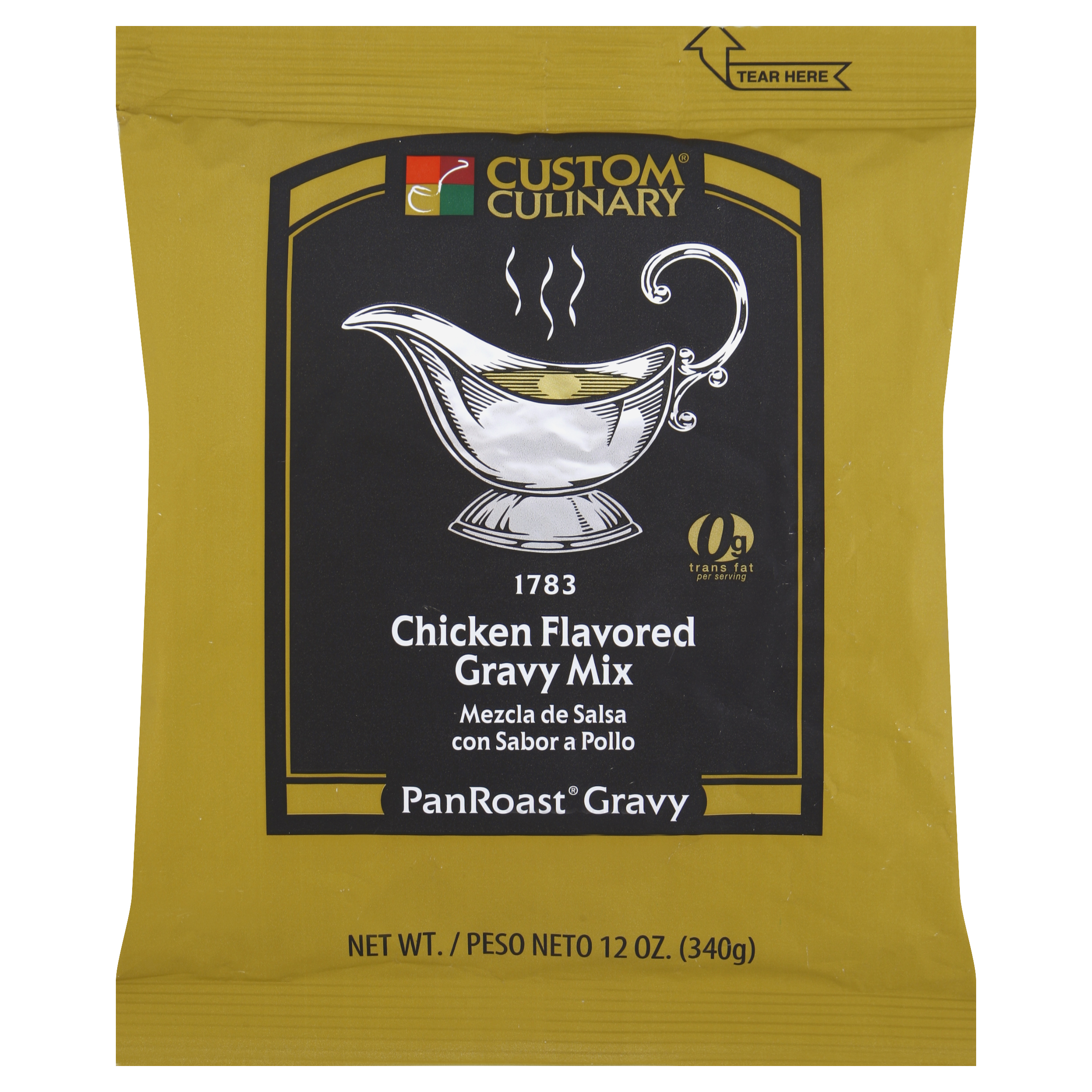 1783 - PanRoast Chicken Flavored Gravy Mix