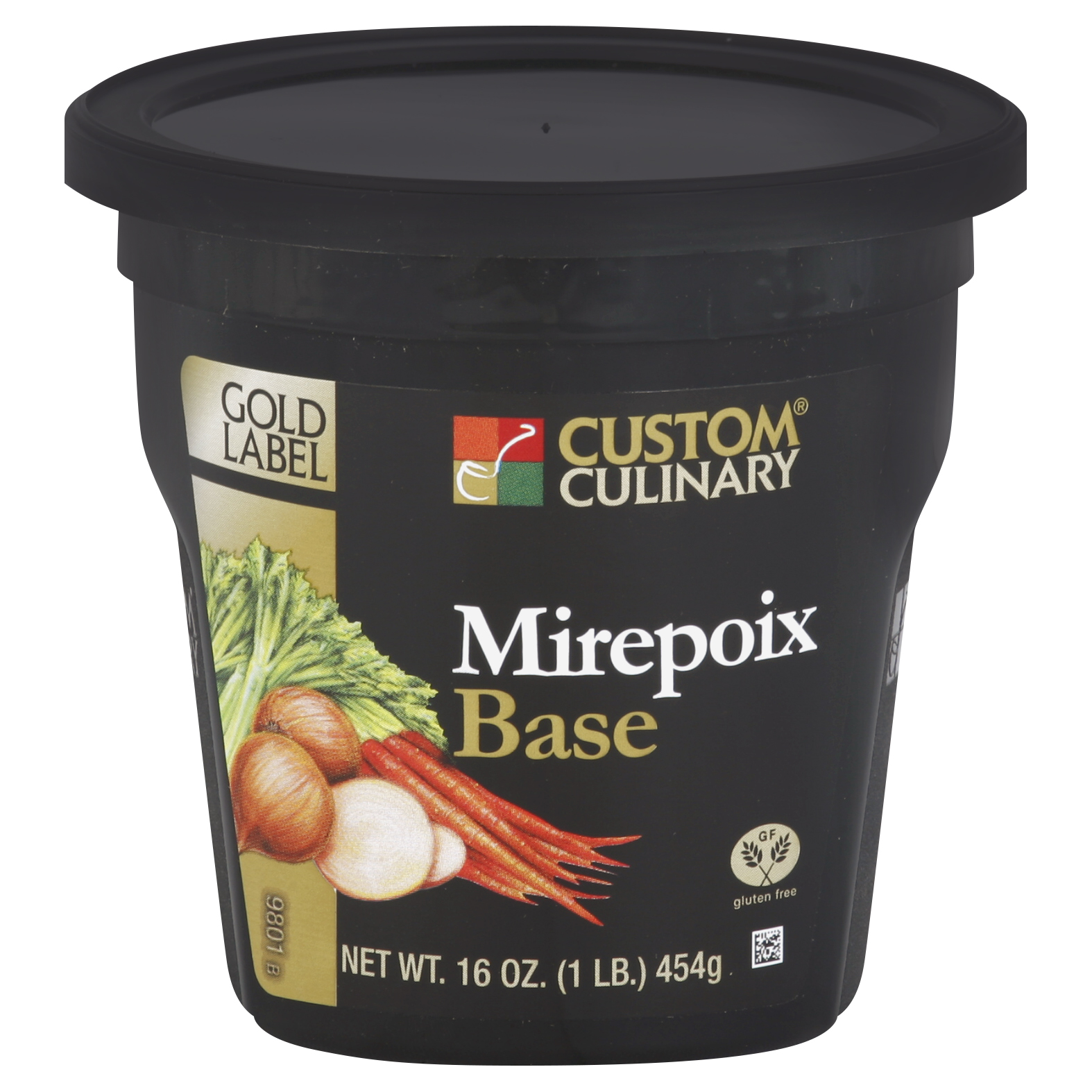9801 - Gold Label Mirepoix Base