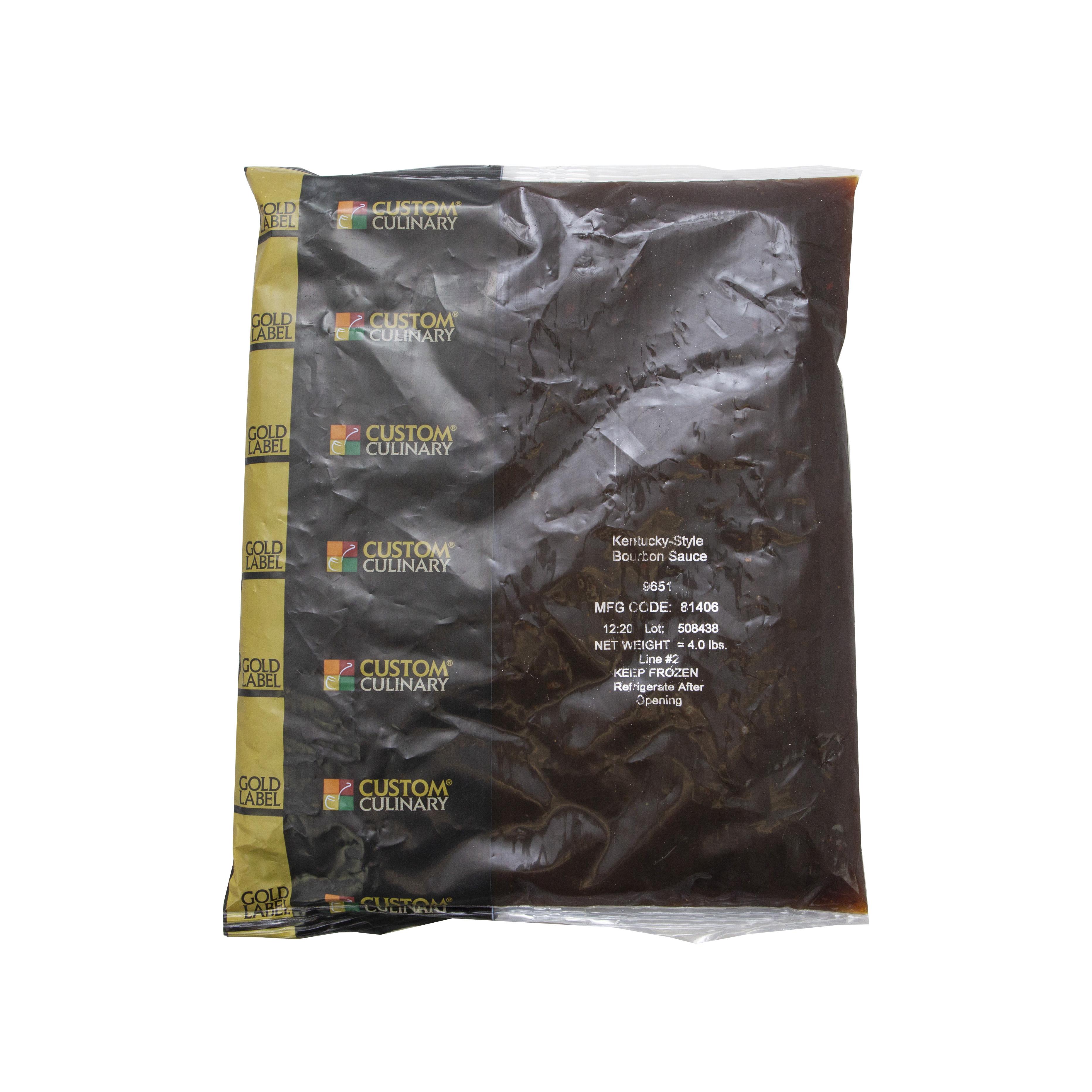 9651 - Gold Label Bourbon Sauce