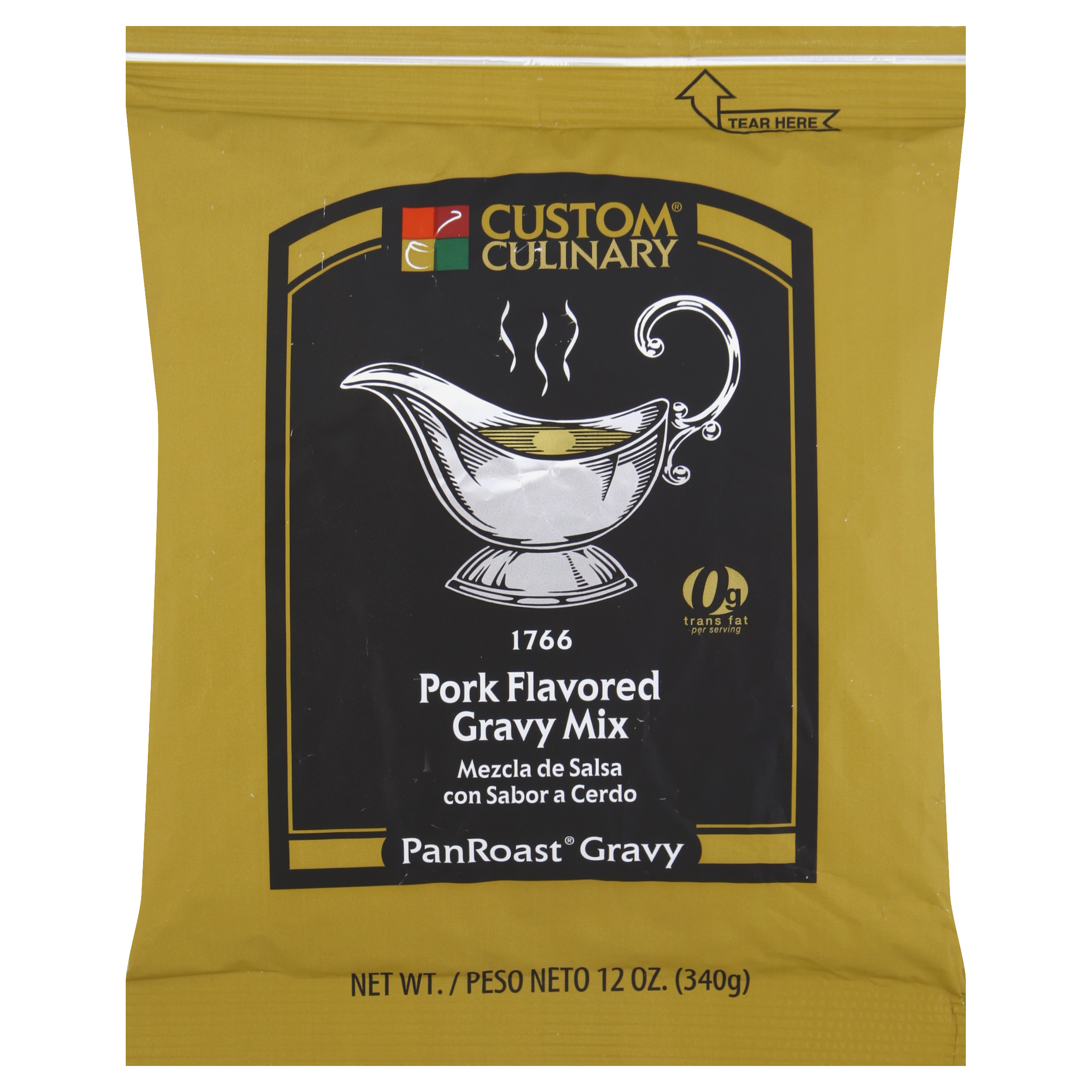 1766 - PanRoast Pork Flavored Gravy Mix