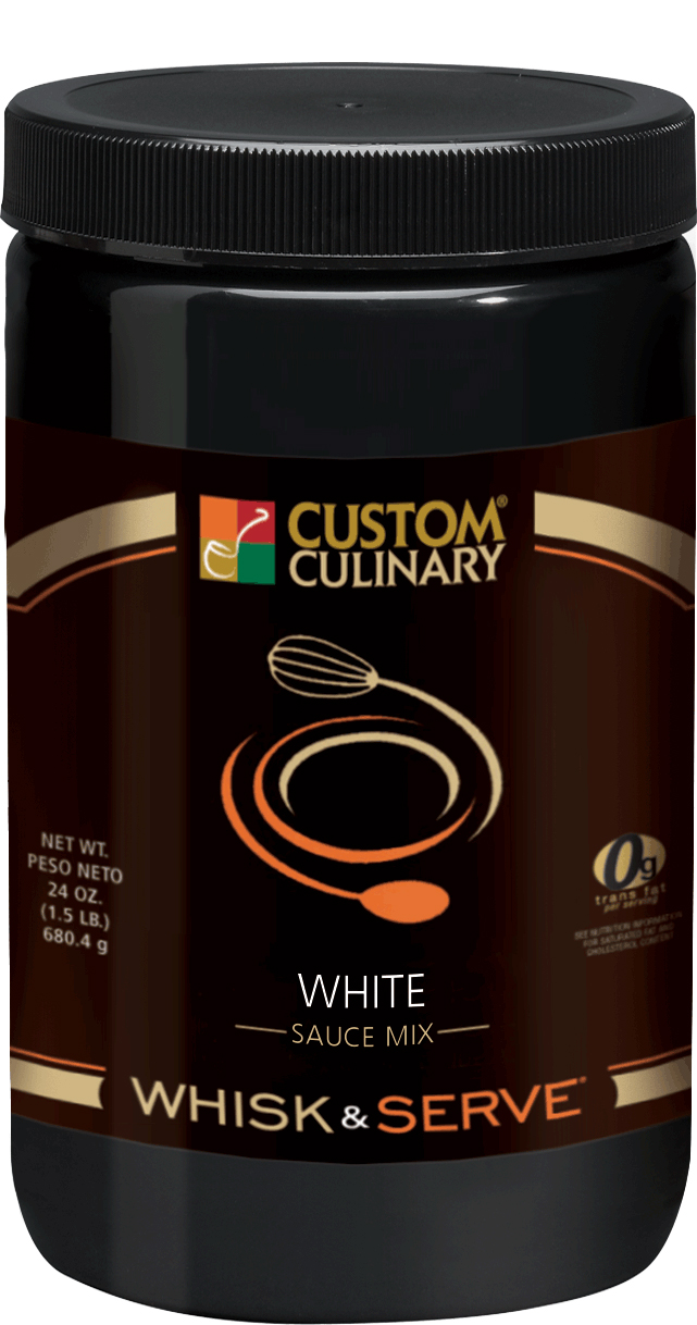 1294 - Whisk & Serve White Sauce Mix