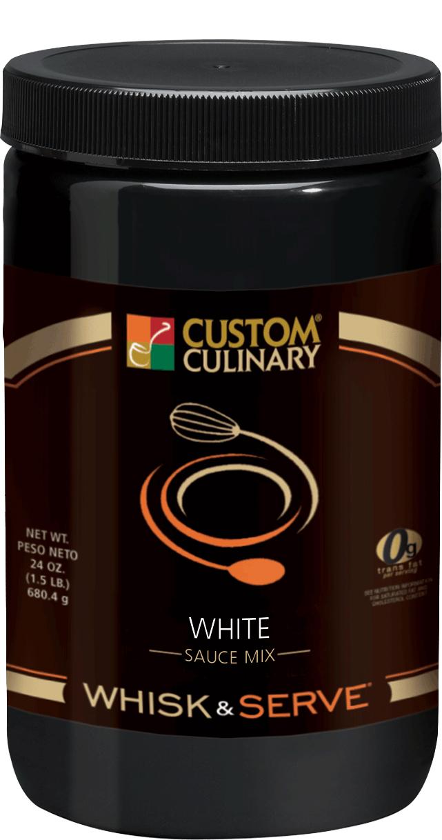 1294 - Whisk & Serve White Sauce Mix