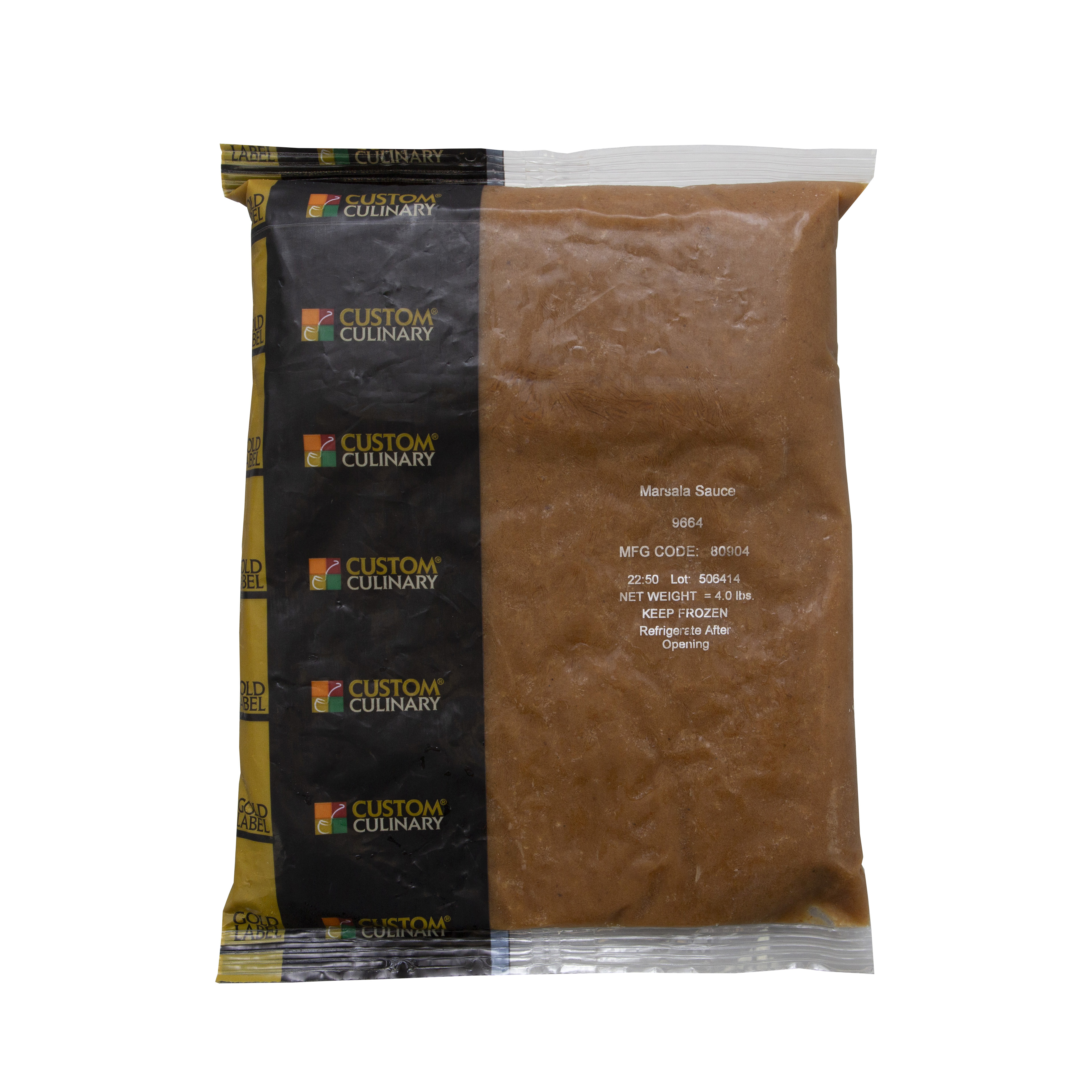 9664 - Gold Label Ready-To-Use Marsala Sauce
