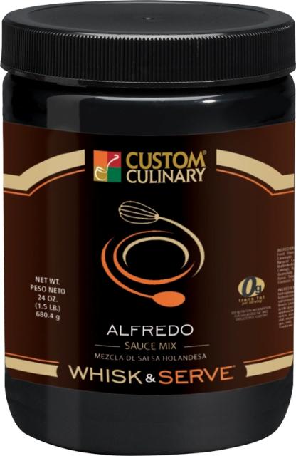 1293 - Whisk & Serve Alfredo Sauce Mix