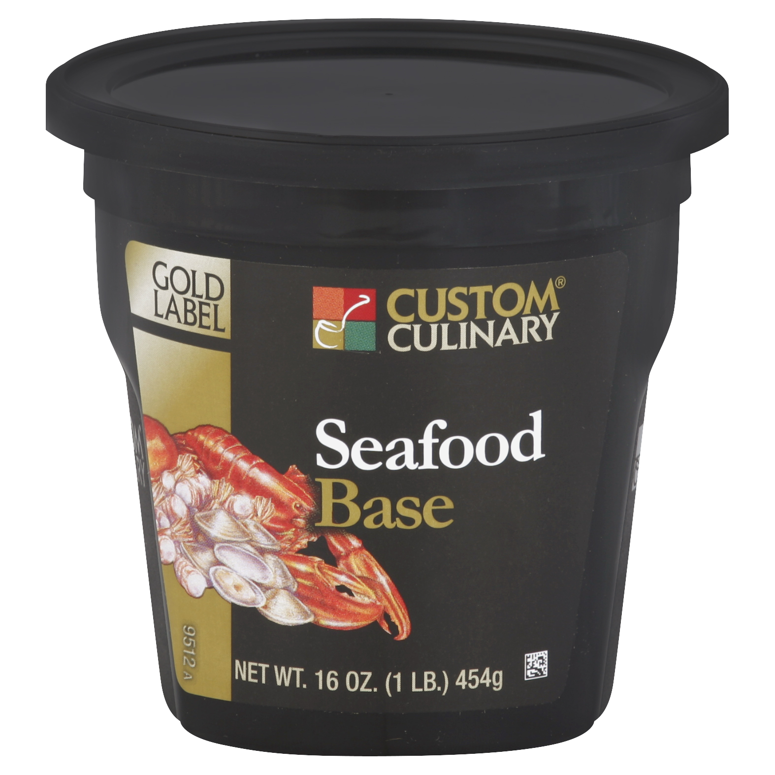 9512 - Gold Label Seafood Base