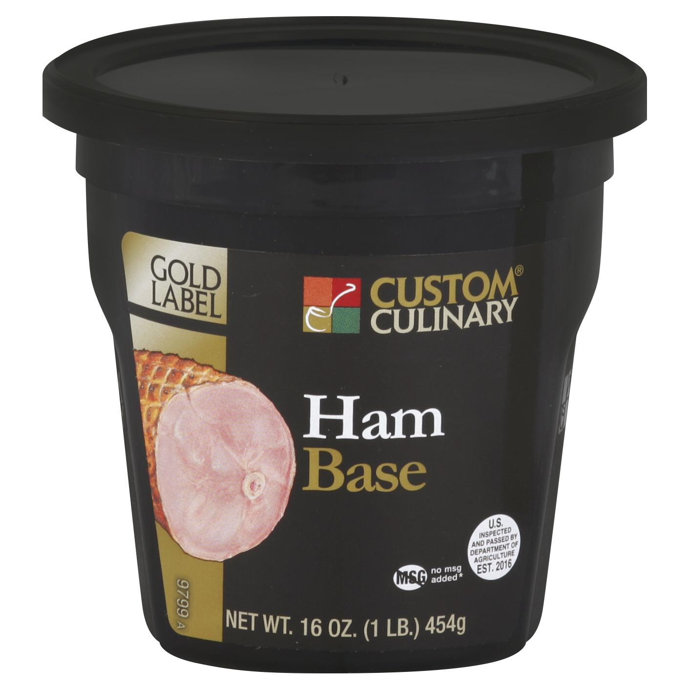 9799 - Gold Label Ham Base