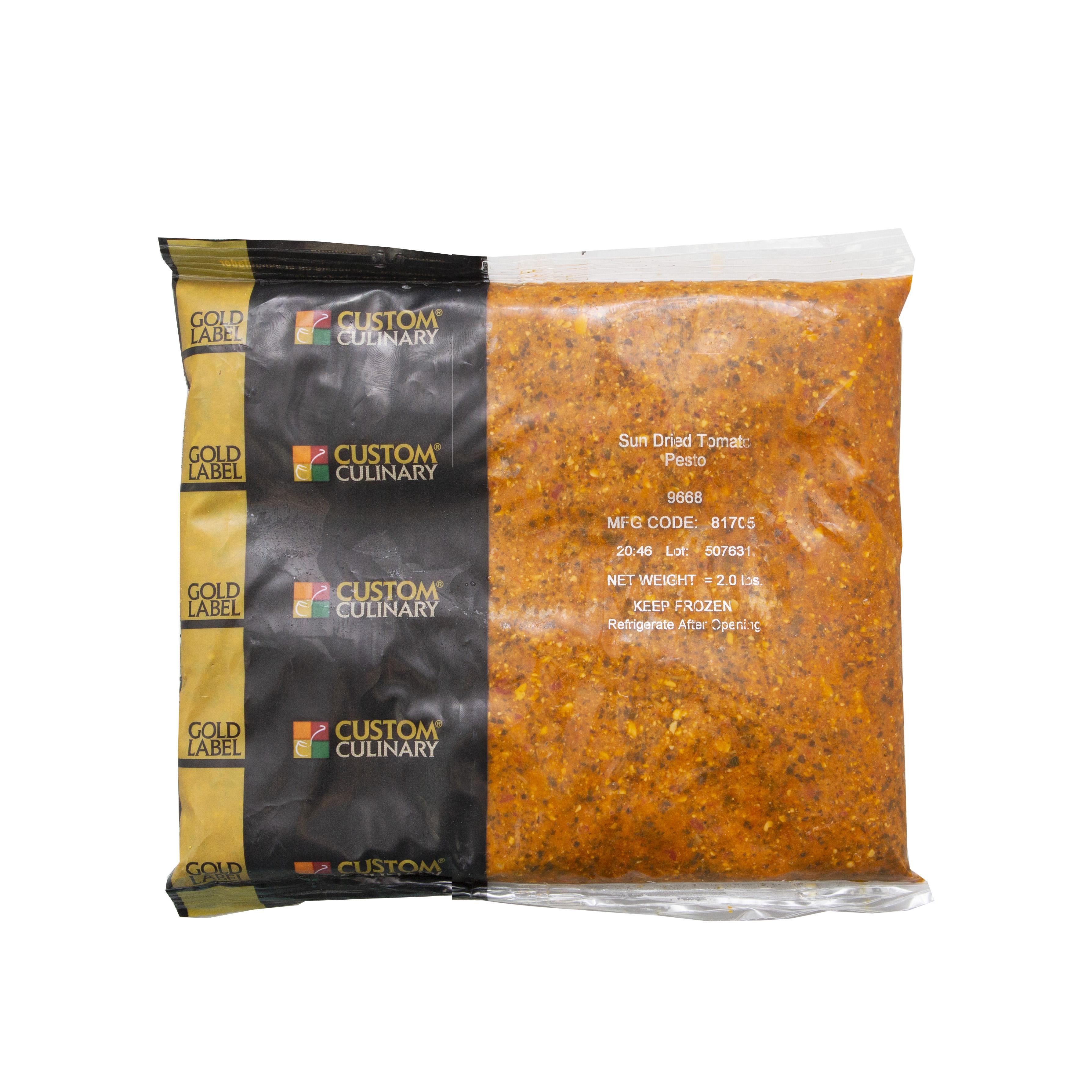 9668 - Gold Label Ready-To-Use Sundried Pesto Sauce